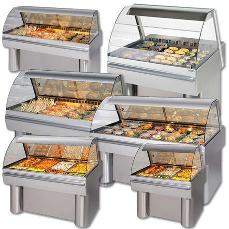 Hot & Cold Deli Counters