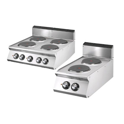 Counter Top Cooking Range